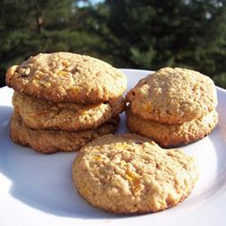 Carrot Cookies II