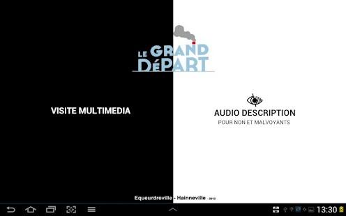 Le Grand Départ– Vignette de la capture d'écran