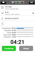 Screenshot of Massive Dev Chart Timer