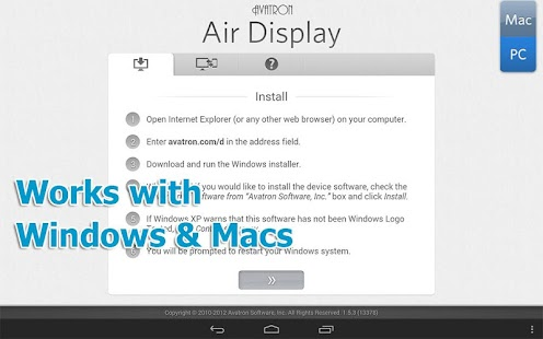 Air Display - screenshot thumbnail