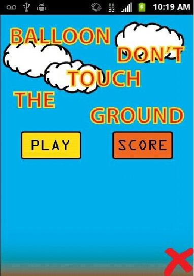 Balloon-Dont-Touch-The-Ground 4