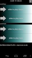 Screenshot of Slide to Unlock (Game)