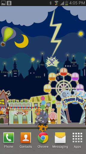 玩個人化App|[动态壁纸] 我的乐园小镇 完整版免費|APP試玩
