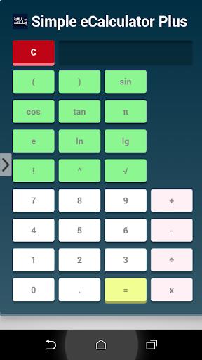 Simple eCalculator Plus