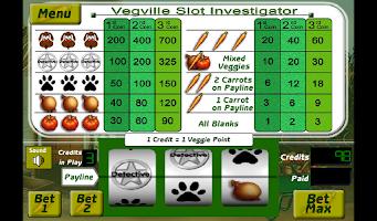 Screenshot of Case Files Vegville Mystery