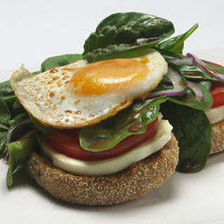 Garden Breakfast Sandwiches