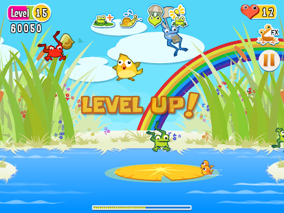 The Froggies Game- screenshot thumbnail