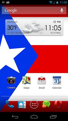 Puerto Rico Live Wallpaper