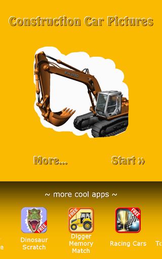 Construction Car Pictures
