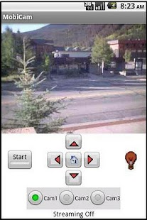 MobiCam- screenshot thumbnail
