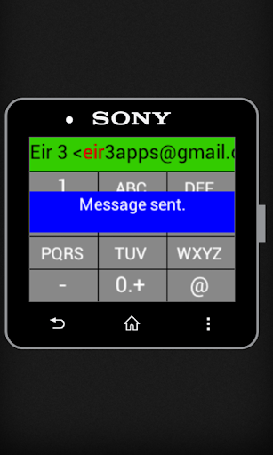 【免費通訊App】Email Writer for SmartWatch-APP點子