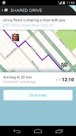 Waze Social GPS Maps & Traffic Screenshot 3