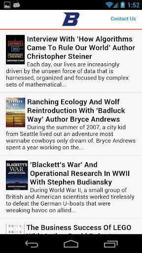 【免費音樂App】Reader's Corner-APP點子