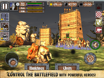 Heroes and Castles Screenshot 14