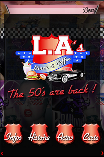 【免費商業App】L.A's Diner and Coffee-APP點子