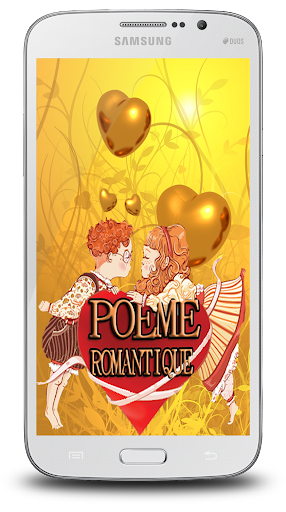 Poème Romantique en français