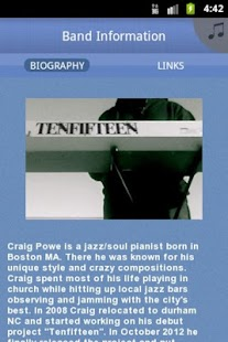 Craig Powe - screenshot thumbnail