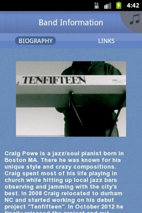 Craig Powe - screenshot