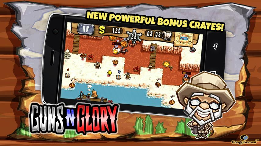 Guns'n'Glory FREE- screenshot