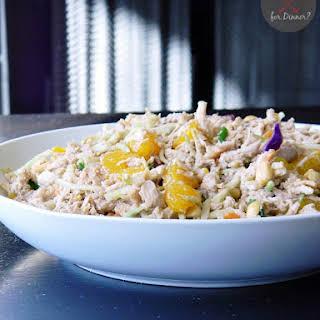 Chinese Chicken Salad.