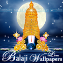 Tirupati Balaji Live Wallpaper icon