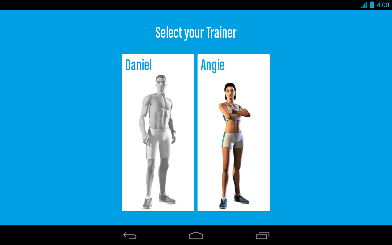 Runtastic Six Pack Abs Workout Trainer