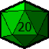 d20 Roller with Applause&Groan