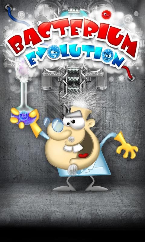 Bacterium Evolution- screenshot