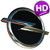 3D OPEL Logo HD Live Wallpaper
