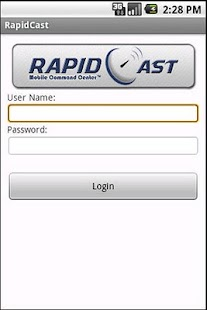 RapidCast- screenshot thumbnail