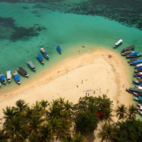 Lengkuas Island by Benny De - Landscapes Travel