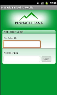 Pinnacle Bank of SC Mobile - screenshot thumbnail