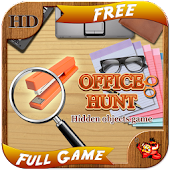 Office Hunt Hidden Object Game