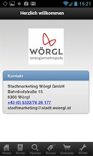 energie.card Wörgl- screenshot thumbnail