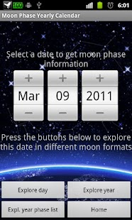 【免費書籍App】Moon Phase Explorer-APP點子