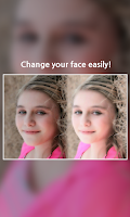 Screenshot of Face Warp - Plastic Surgery