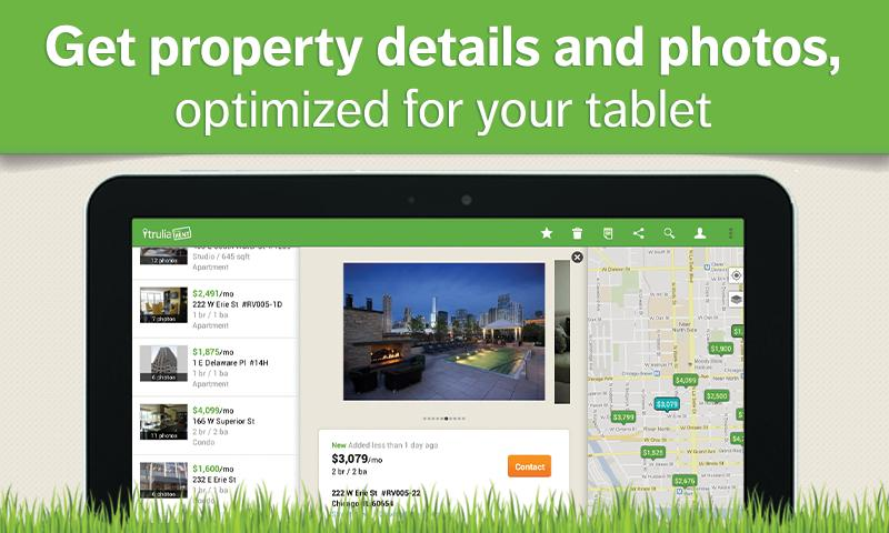 Trulia - Apts & Homes for Rent - screenshot