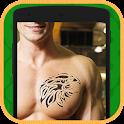 Tattoo Camera Free icon