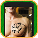 Tattoo Camera Free mobile app icon