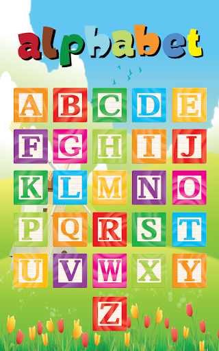 Toddlers Alphabet Book