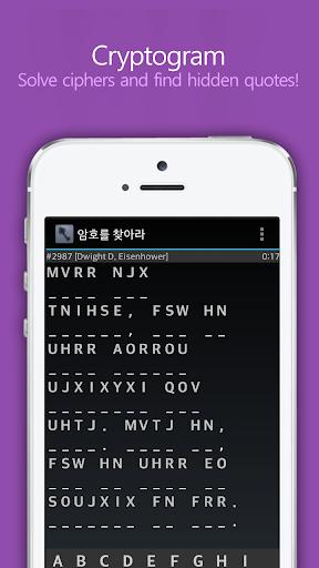 Cryptogram for Purplenamu