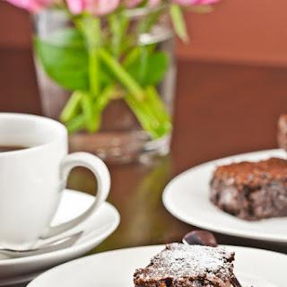 Ground Almond Chocolate Brownies Recipes.