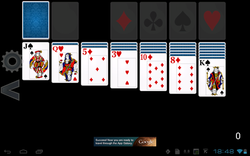 Klondike Solitaire HD- screenshot thumbnail
