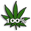Ganja Battery Widget icon