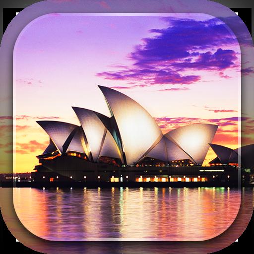 悉尼歌劇院,澳大利亞 LOGO-APP點子