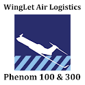 Winglet Air Logistics logo