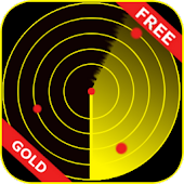 Gold Radar Scanner Prank