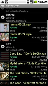 Act 1 Video Player v4.0.0