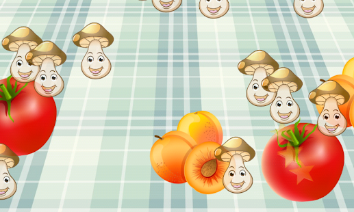 Fruits Vegetables for Toddlers- screenshot thumbnail