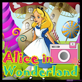 Camera Alice in Wonderland